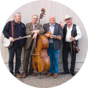 Bluegrass band for wedding