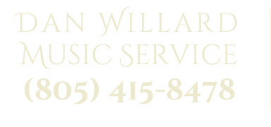 dan willard music service los angeles